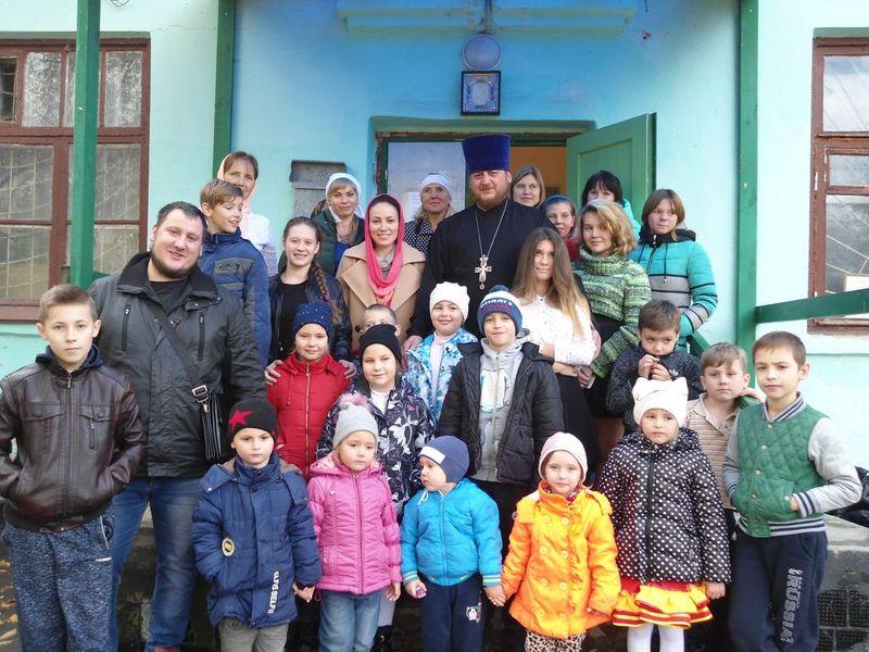 Праздничный концерт, посвящённый Дню матери прошел в Каменск-Шахтинском благочинии