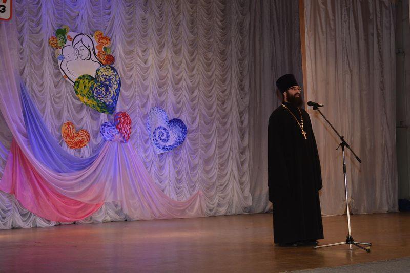 Благочинный Каменск-Шахтинского округа принял участие в мероприятии, посвященном Дню матери